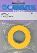 マスキングテープ 15ミリ幅×18m[SQUARE]《取り寄せ※暫定》