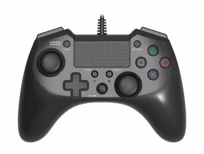 ホリパッドFPSプラス for PlayStation 4 ブラック[ホリ]《取り寄せ※暫定》