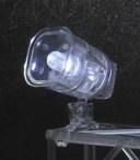 モデリング・サプライシリーズ プラ・アクセサリー02:LEDライト クリアVer.(白)[プラム]《取り寄せ※暫定》