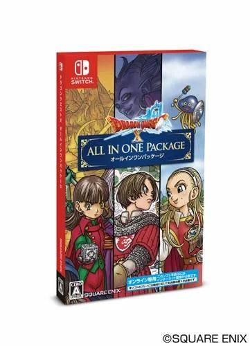 Nintendo Switch ドラゴンクエストX オールインワンパッケージ[スクウェア・エニックス]【送料無料】《09月予約》