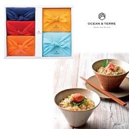 【送料無料】【ギフト】TSUTSUMI 炊き込みご飯の素セッ