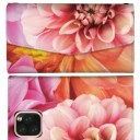 スマホケース 手帳型 レター型 ミラー付 鏡付 全機種対応 iPhone13 mini pro iPhone12 11 iPho……