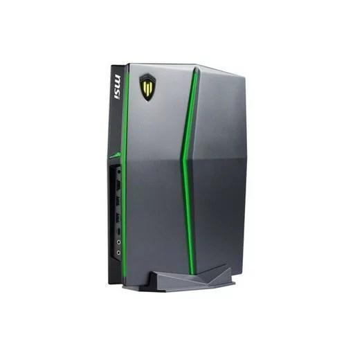 (3年保証 MSI 小型ゲーミングデスクトップPC)msi W25-8SL-070JP(Core i7 8700/Quadro P4200/32GB/512GB(M.2 SATA3)+1TB (SATA) 7200rpm)日本語キーボード