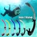 スキンダイビング 用 ダイビング にも OK シュノーケル セミドライ スノーケル リニューアルした 快適な 使いやすさを形に 設計 アゴ..