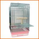 HOEI 35オウム 底カラー:ピンク (組立サイズ:370x415x600mm)【送料無料】