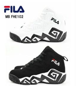 FILA MB FHE102 001/BLACK 005/W