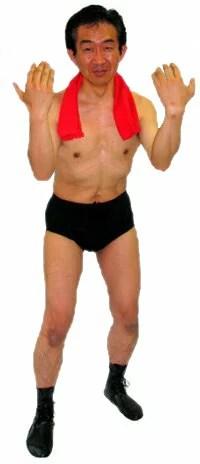 闘魂野郎 プロレス パンツ アントニオ猪木 パンツ 格闘技 パンツ【05P09Jul16】 - ARUNE 仮装雑貨のお店あるね
