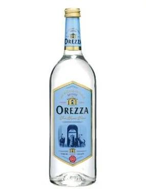 オレッツァ(OREZZA) 天然発泡炭酸水 グラス(ビン) 1ケース(1000ml×6本) [硬度664.7/硬水/フランス産]【楽ギフ_のし】【楽ギフ_のし宛書】