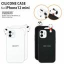 iPhone12mini 5.4インチ シリコン ケース カバー アイフォン12ミニ ピーナッツ スヌー……