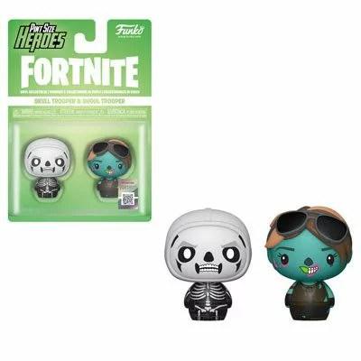 フォートナイト Skull Trooper & Ghoul Trooper フィギュア (2-Pack) グッズ 北米版