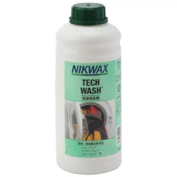★エントリーでポイント5倍!NIKWAX(ニクワックス) テックウォッシュ1L EBE183洗濯用洗剤 柔軟剤 ウェアアクセサリー アウトドアウェア