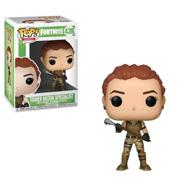 [FUNKO(ファンコ)] FUNKO POP! GAMES: Fortnite - Tower Recon Specialist <フォートナイト>