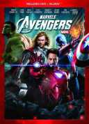 新品北米版Blu-ray!【アベンジャーズ】 Marvel's The Avengers (Two-Disc Blu-ray/DVD Combo in DVD Packaging)!