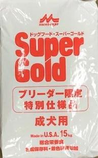スーパーゴールド 成犬用 15kg