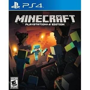 棚卸しの為★5月8日発送★新品】PS4ソフト Minecraft PlayStation 4 Edition (北米版:日本語版でプレイ可能 EAN711719053286) (CERO区分_Z相当)