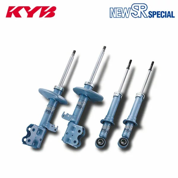 [KYB] カヤバ ショック NEW SR SPECIAL 1台分 4本セット フィット GE6 07/10〜 FF 14インチ車 [L / G]