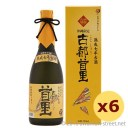 瑞穂酒造 / 古都首里 熟成7年古酒 35度,720ml ×6本セット