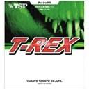 【ティーエスピ—】 卓球ラバ— T-REX [カラー:レッド] [サイズ:中] #020861 【スポーツ・アウトドア:卓球:卓球用ラバー】