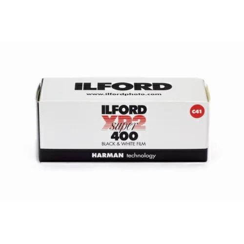 イルフォード ILFORD 【ブローニー】 イルフォード XP2 スーパー 120[XP2S1201]