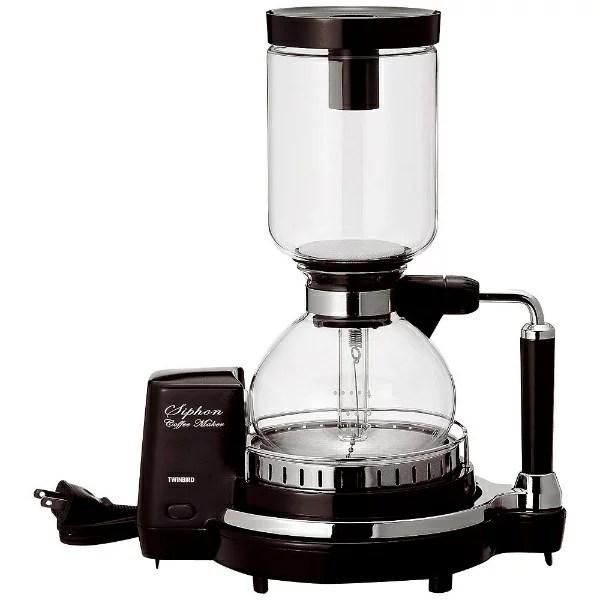 【送料無料】 ツインバード サイフォン式コーヒーメーカー (