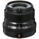 富士フイルム FUJIFILM カメラレンズ XF23mmF2 R WR【FUJIFILM Xマウント】(ブラック)[FXF23MMF2RWRB]