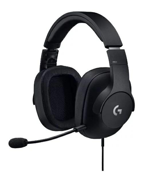 ロジクール ロジクール PRO ゲーミングヘッドセット G-PHS-001