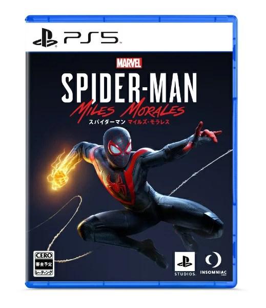 ソニーインタラクティブエンタテインメント Sony Interactive Entertainmen Marvel's Spider-Man: Miles Morales Standard Edition【PS5】