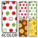 スマホケース ラウンド ガラス りんご フルーツ オレンジ みかん 林檎 果物 iphone12 mini iph……