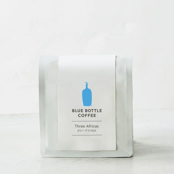 ブレンドコーヒー豆 スリー・アフリカズ コーヒー豆 ブルーボトルコーヒー 自家焙煎 ブレンド