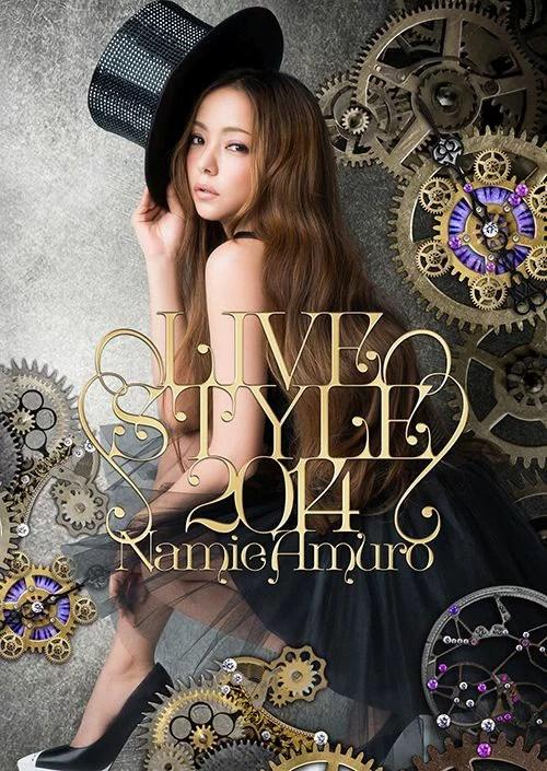 namie amuro LIVE STYLE 2014 豪華