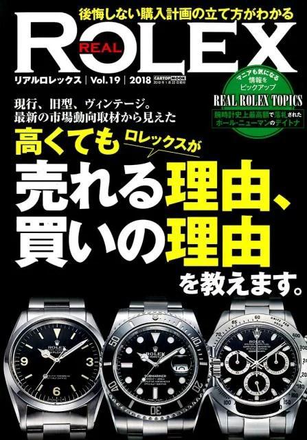 REAL ROLEX(Vol.19) 高