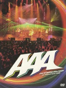 2nd ATTACK at Zepp Tokyo on 29th of June 2006 [ AAA ]