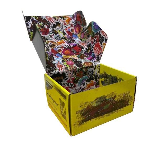 サイバーパンク2077 スペシャルボックス シルヴァーハンド