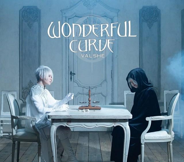 WONDERFUL CURVE (初回限定盤 CD+DVD+豪華フォトブック) [ VALSHE ]
