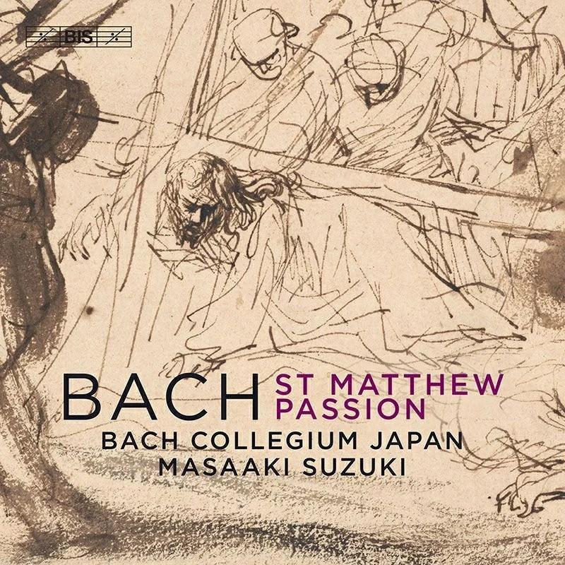 【輸入盤】マタイ受難曲 鈴木雅明&バッハ・コレギウム・ジャパン(2019)(2SACD) [ バッハ