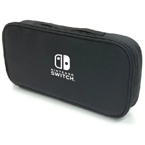 Nintendo Switch専用スマートポーチ ブラック