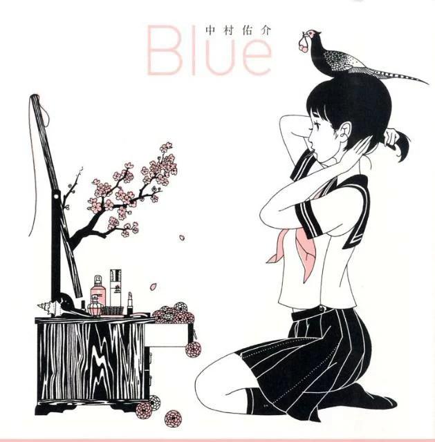 Blue-中村佑介画集 [ 中村佑介 ]