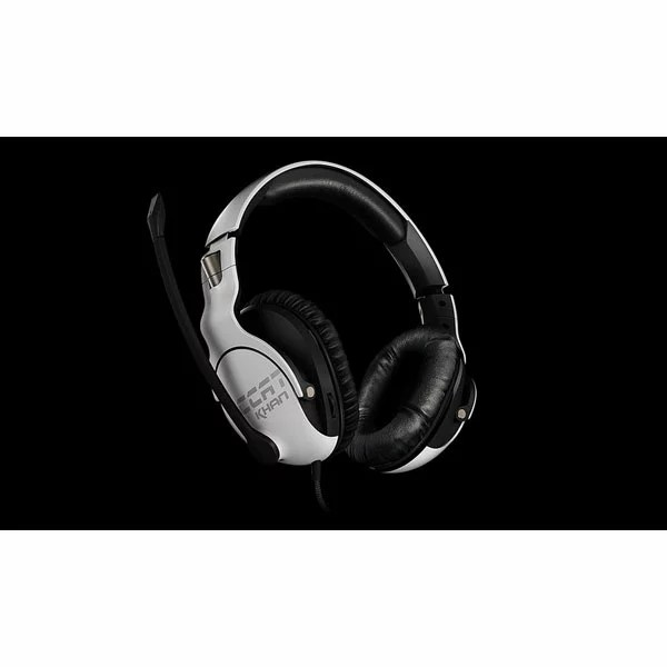 ROCCAT Khan Pro-Competitive High Resolution Gaming Headset white