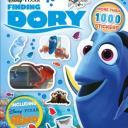 Disney Pixar Finding Dory STICKER BK-DISNEY PIXAR FINDIN (Ultimate Sticker Collection) [ Dk ]