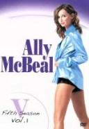 【中古】 アリー my Love(Ally McBeal)V DVD−BOX vol.1 /キャリスタ・フロックハート,グレッグ・ジャーマン,ピーター・マクニ..