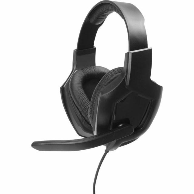 ゲーミングヘッドセット ライト PS4 用 ブラック
