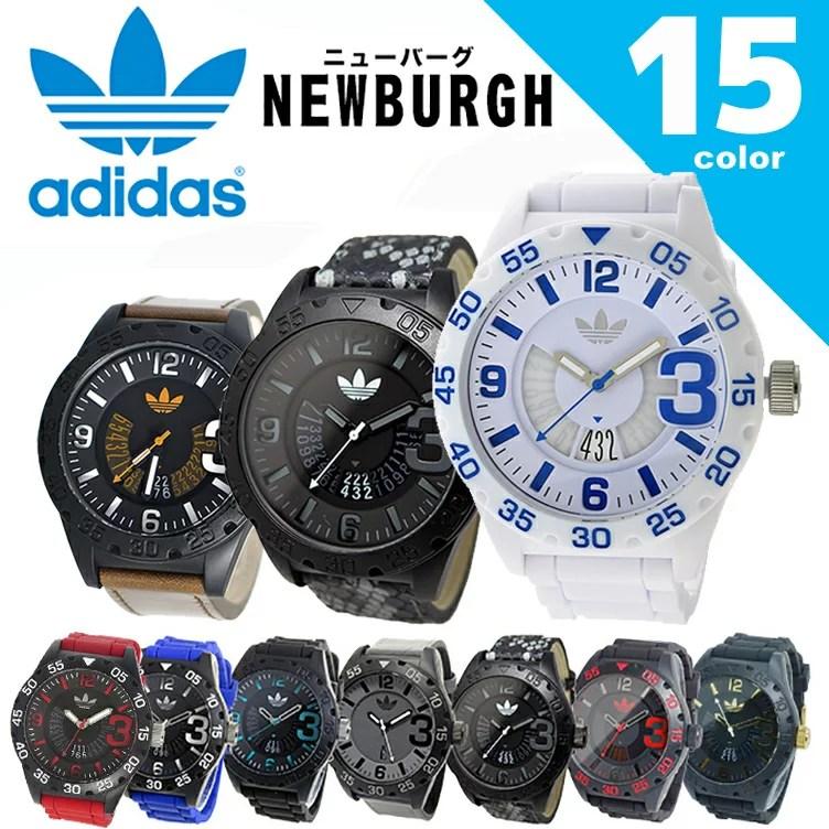 アディダス ニューバーグ NEWBURGH クオーツ メンズ ユニセックス 腕時計 ADH3012