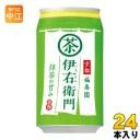 サントリー 緑茶 伊右衛門 アメリカンサイズ 340g 缶 24本入