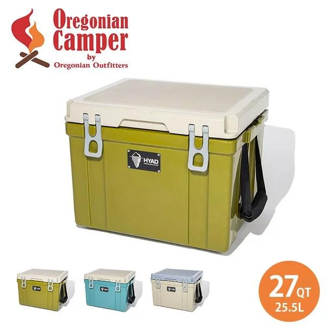 オレゴニアンキャンパー ヒャドクーラー27 Oregonian Camper HYAD HDC-2027 クーラーボックス ハードクーラ...