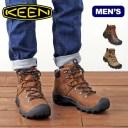 キーン ピレニーズ KEEN PYRENEES メンズ 靴 トレッキングシューズ ブーツ ミッドカット 登山靴 防水 アウトドア