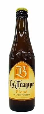 【修道院ビール!】ラ トラップ ブロンド トラピストビール 6.5% 330ml