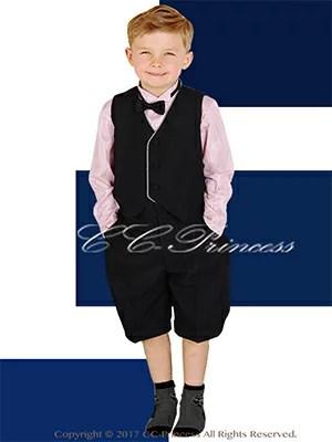 【福袋対象】【小型宅配対応】『子供用・黒のハーフパンツ・半ズボン (大サイズ 130-150cm)(PA-023-B)』 男の子、 子供、 ハーフパンツ、 半ズボン、 キッズフォーマル、 発表会、 冠婚葬祭、 ブラック、 130・140・150 【CC-Princess】