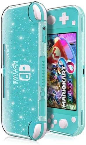 Nintendo Switch Lite ケース ニンテンドースイッチ カバー シリコンケース ソフ
