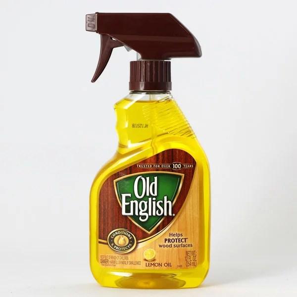 オールドイングリッシュ レモンオイル 液体スプレー354ml /Old English/家具磨...