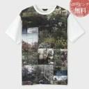 ポールスミス Tシャツ メンズ ヨークシャーメドウズプリント ホワイト M Paul Smith